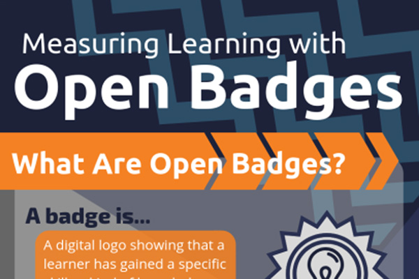 Preview of Open Badges Infographic